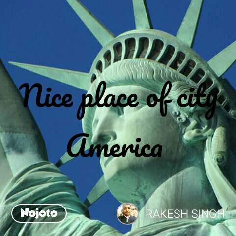 #DearZindagi Nice place of city America
