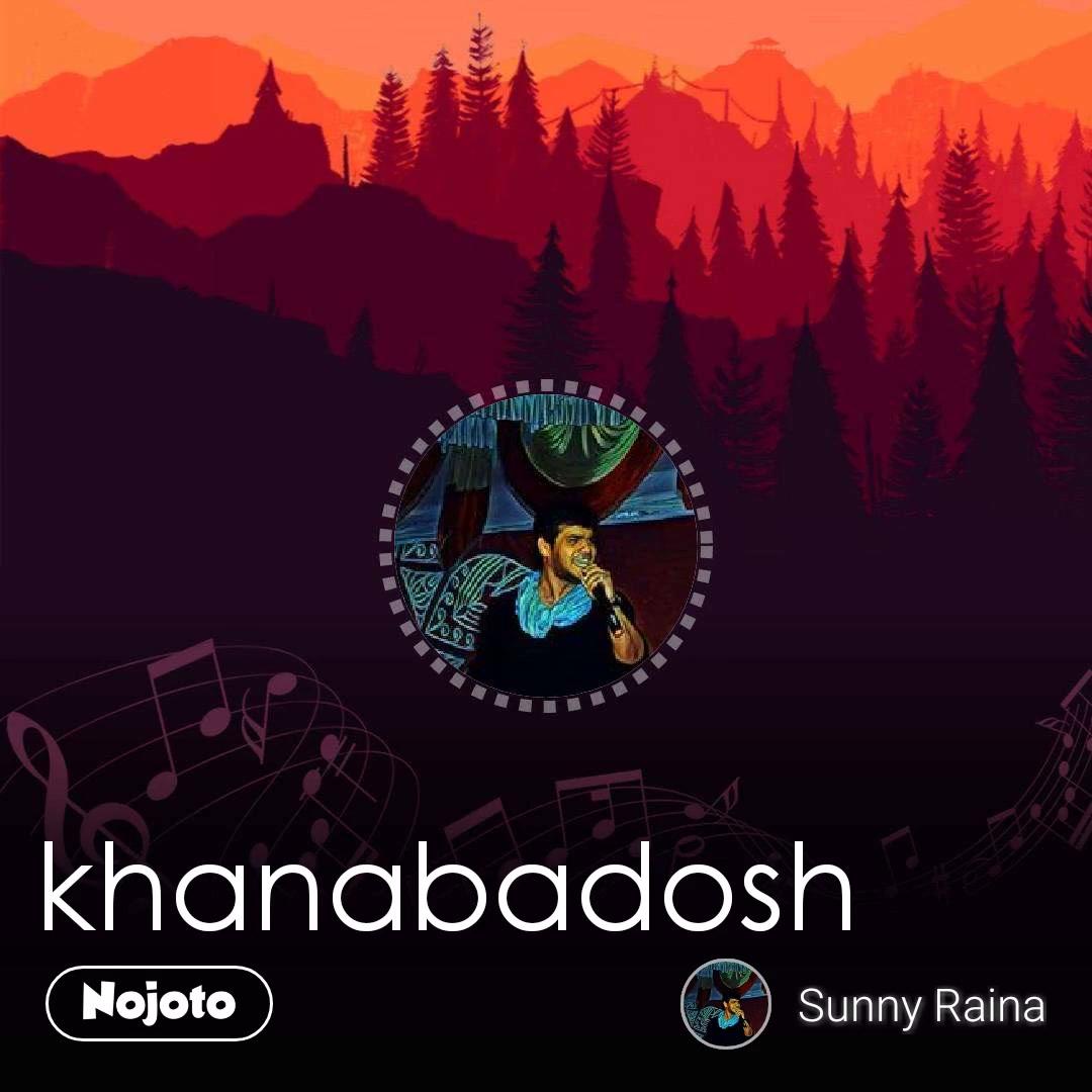 khanabadosh