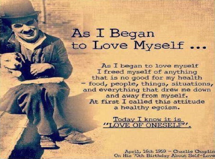 As I Began To Love Myself Self Love Poem By Char Nojoto