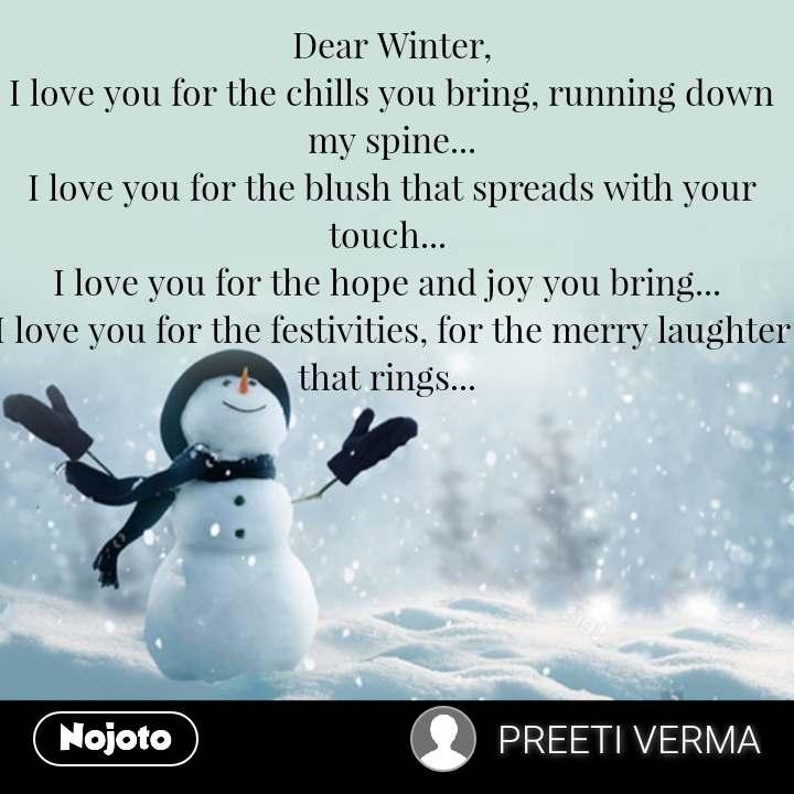 Winter Quotes In Hindi Dear Winter I Love You For English Poem De temperaturen zakken eindelijk een beetje, dus we zeggen maar eens hallo. winter quotes in hindi dear winter i