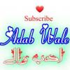 Adab Wale ادب والے شاعر