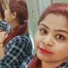 Satvindar Kaur professional makeup or hair artist. Punjabi girl.
