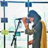Bhawana Sarma Open Mic artist. Slam Poetry is close to my heart.