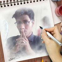 Ahmed G Book Lover ( one sided lover) Likhana toh shokh hai Dil toh Humra bhi toota hai