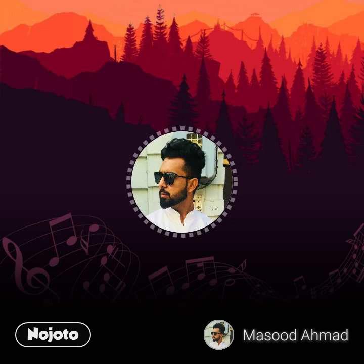 Masood ahmed poet Masood poet