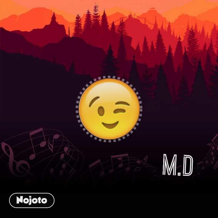 😉 M.D