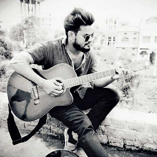 Meraj Ahmad music addicted - singing, guitarist ,song writer