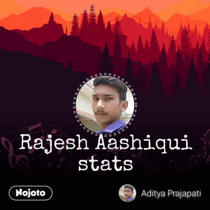 Rajesh Aashiqui stats