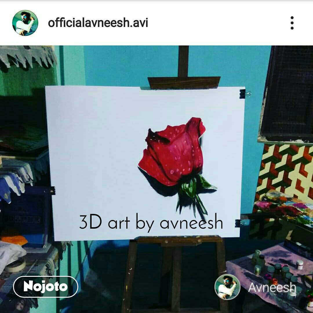3D art by avneesh