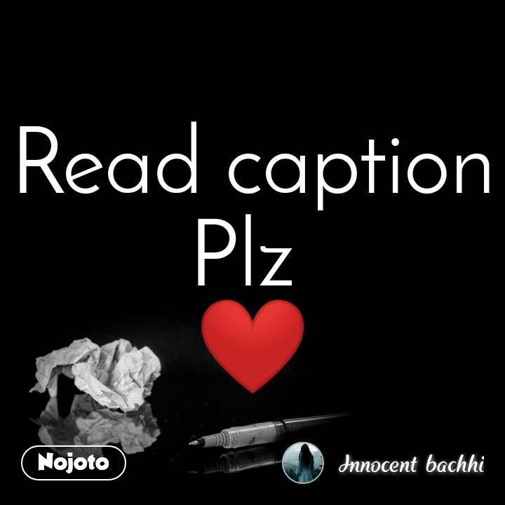 Read caption Plz  ❤