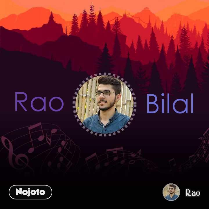 Bilal Rao
