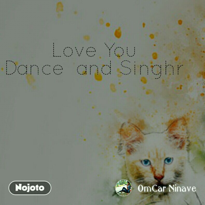 Love You  Dance  and Singhr