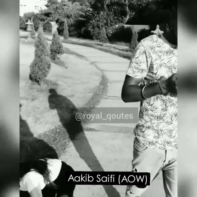 Aakib Saifi (AOW)