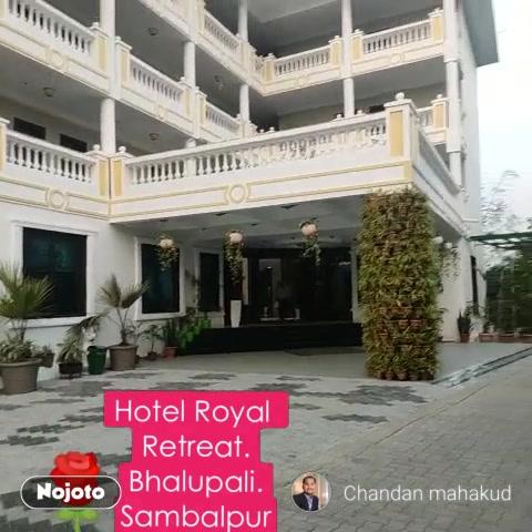 🌹 Hotel Royal  Retreat. Bhalupali. Sambalpur