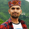 Mandyal Vineet Thakur पहाडी़ हूँ तभी तो लगता हूँ। मंडी, हिमाचल प्रदेश