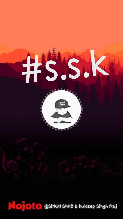 #s.s.k