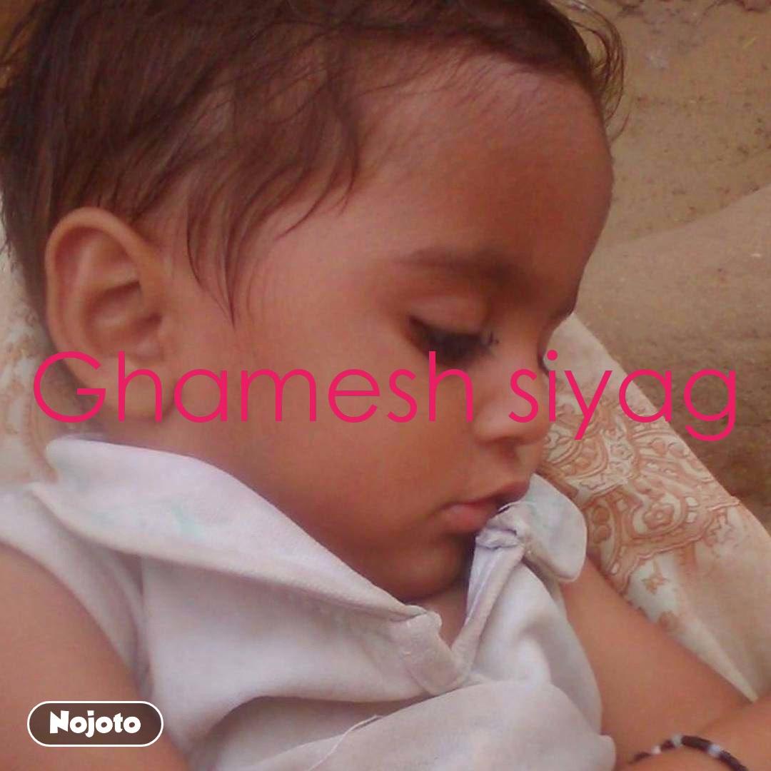 Ghamesh siyag