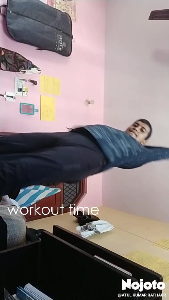 workout time