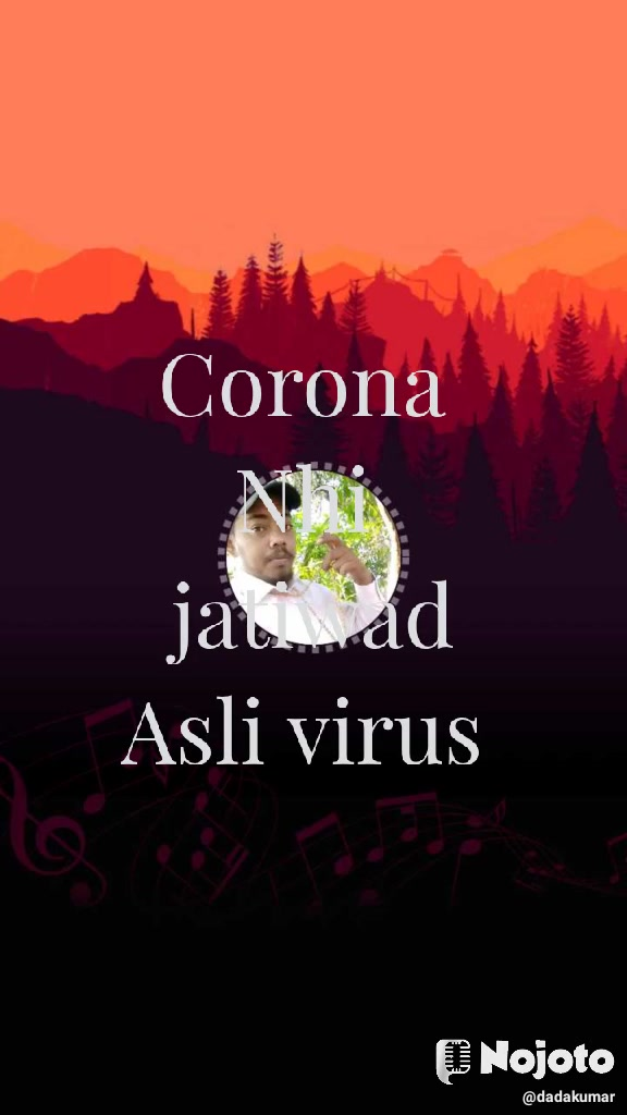 Corona  Nhi  jatiwad Asli virus
