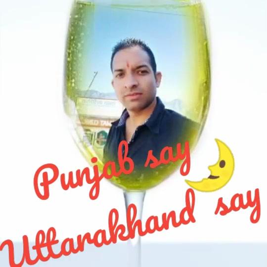 🌛 Punjab say  Uttarakhand  say