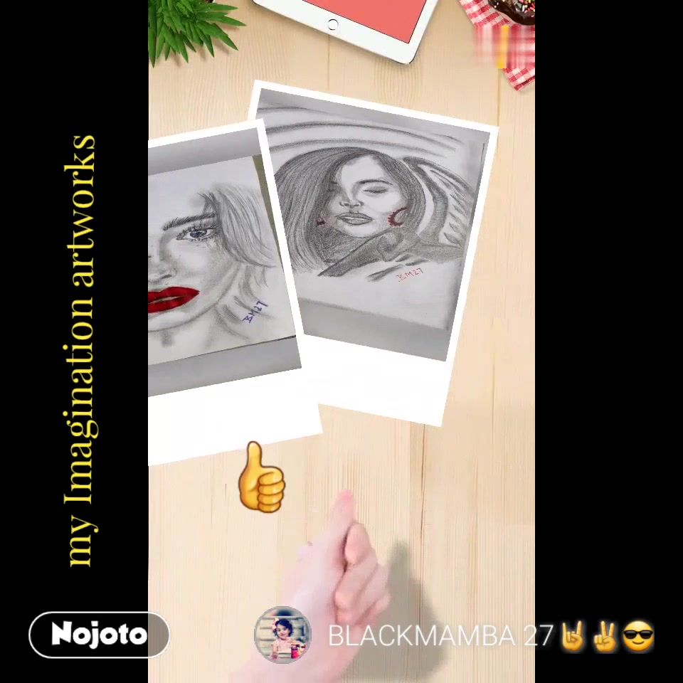 👍 my Imagination artworks #NojotoVideo