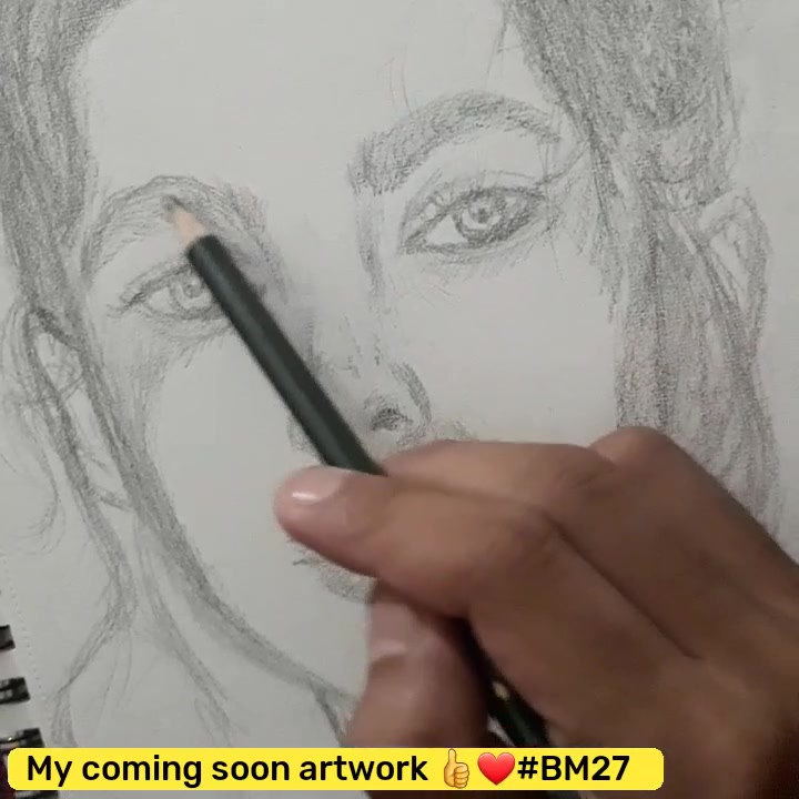 My coming soon artwork 👍❤#BM27