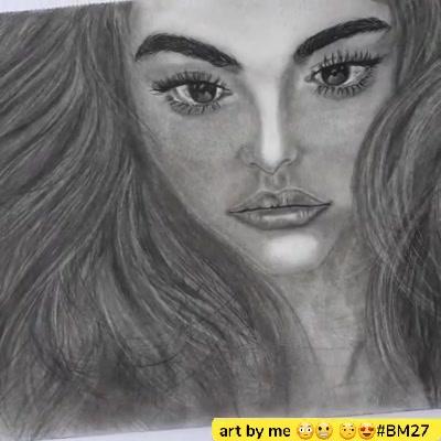 art by me 😳😬 😏😍#BM27