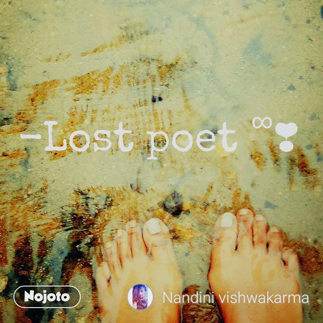 -Lost poet   ᪲❣