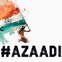 #Azaadi
