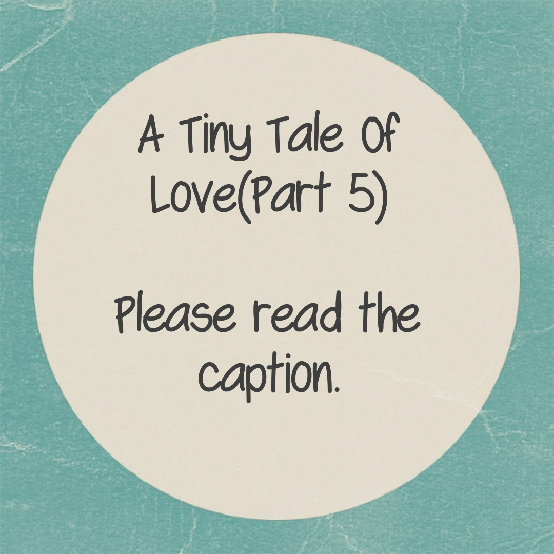 A Tiny Tale Of Love(Part 5) Priya was reading in