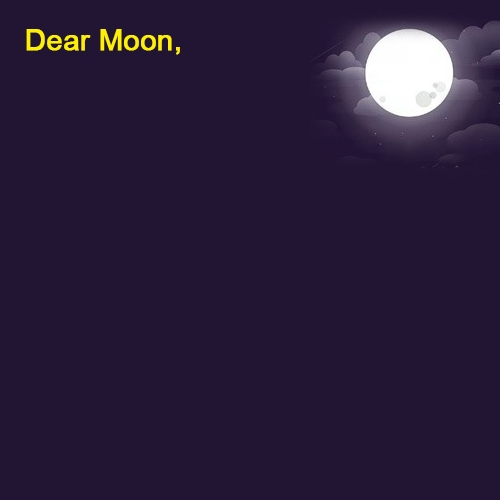 Moon quotes in English