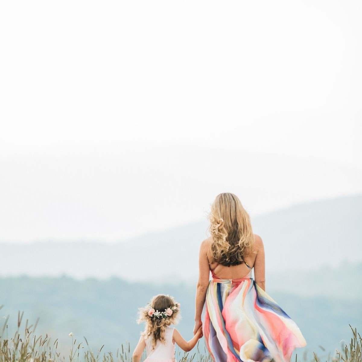 जो देखने गई खुदा को तो माँ की सूरत नज़र आईं माँ वो