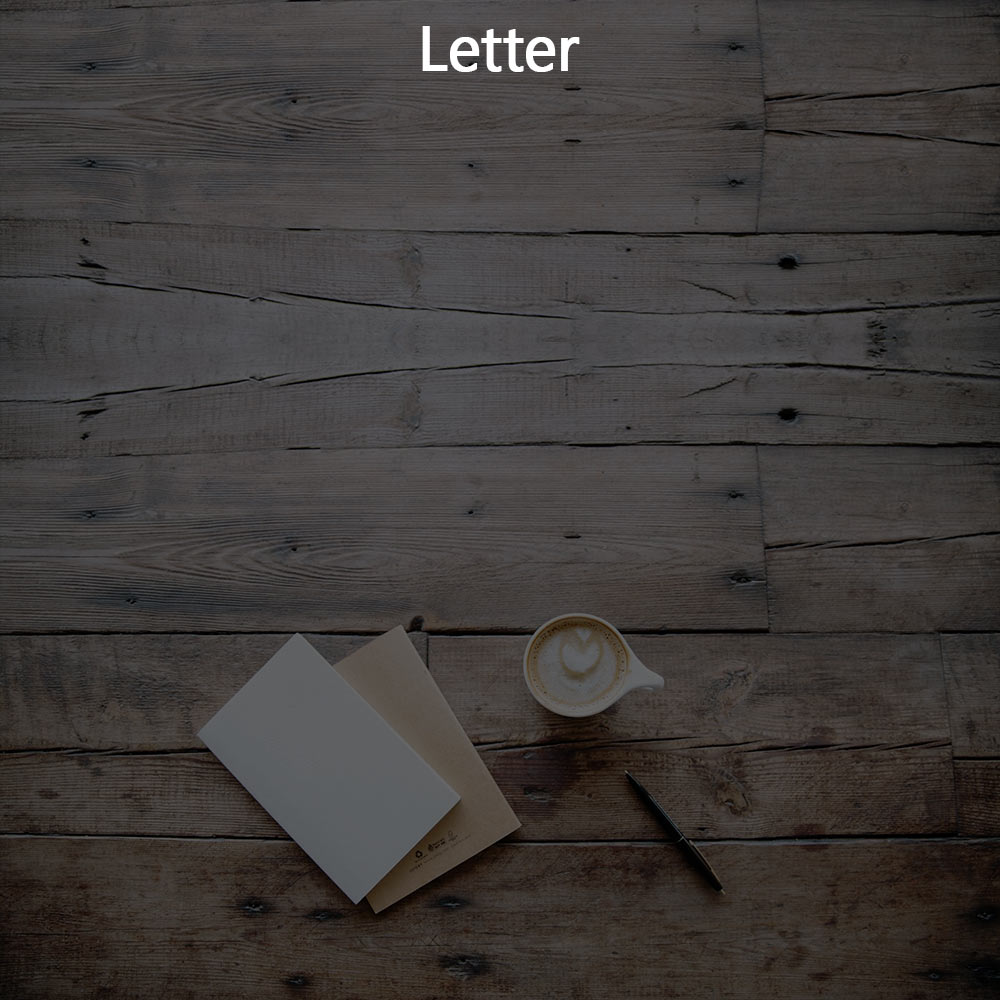 Letter quotes