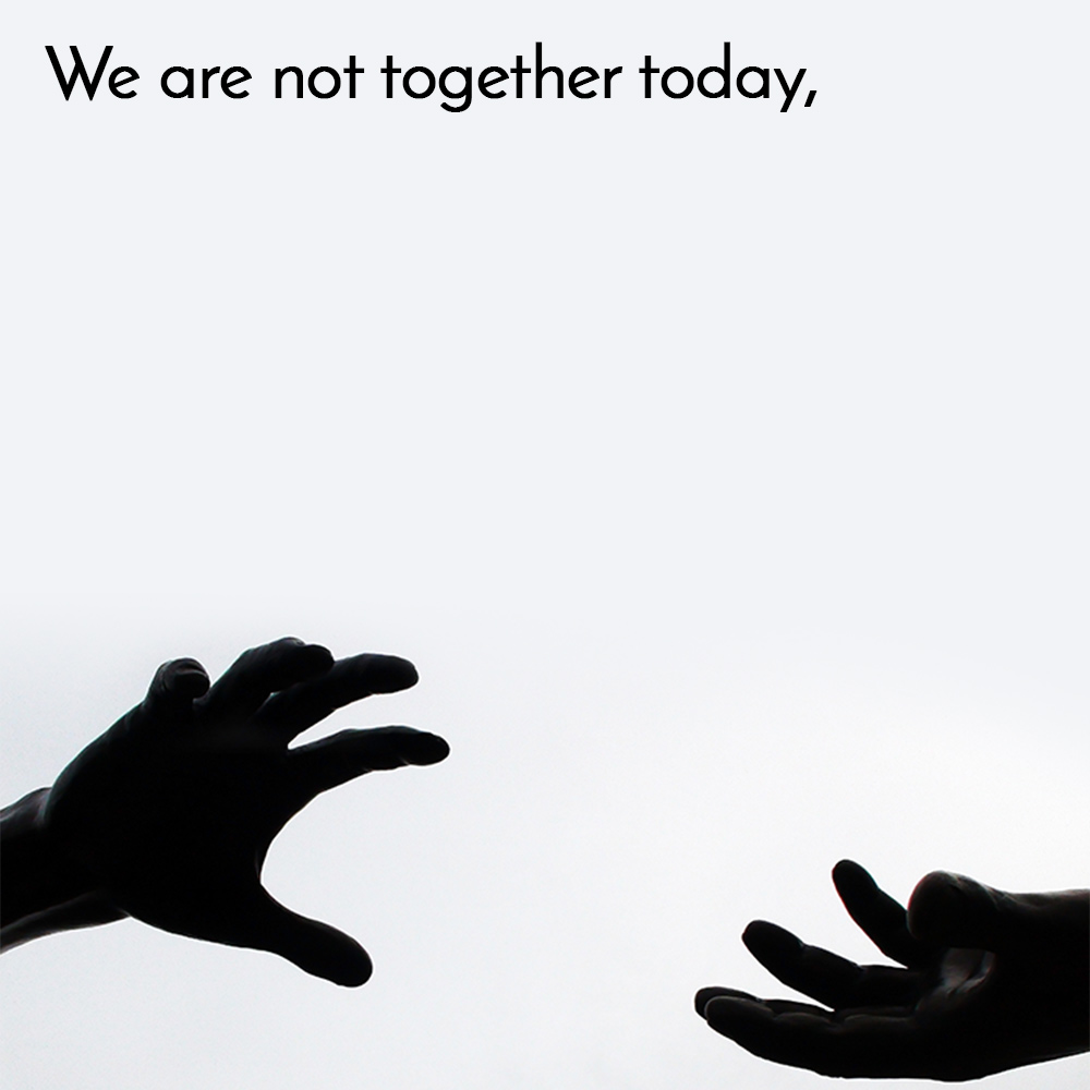 Not together quotes