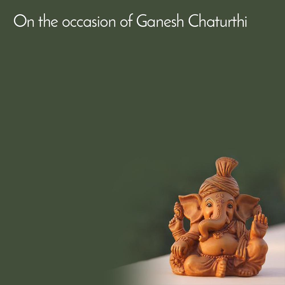 Ganesh Chaturthi wish