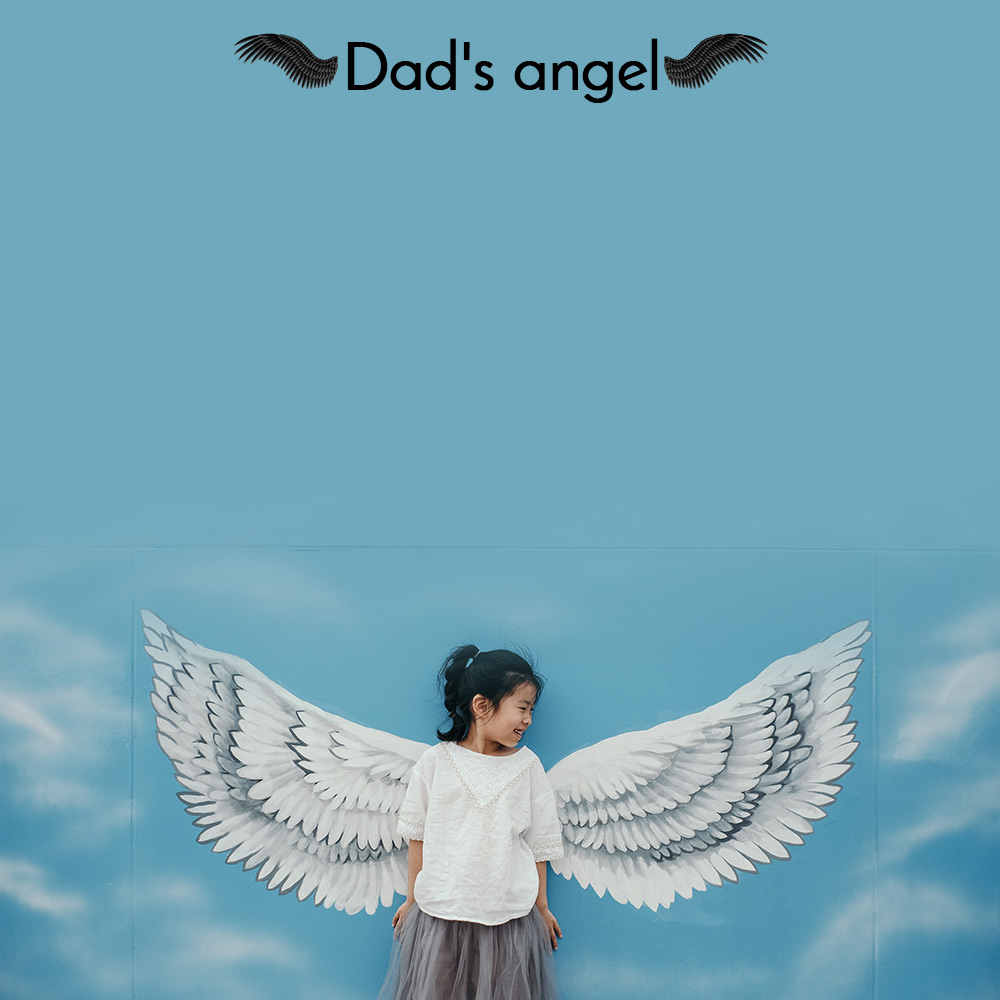Dads Angel quotes