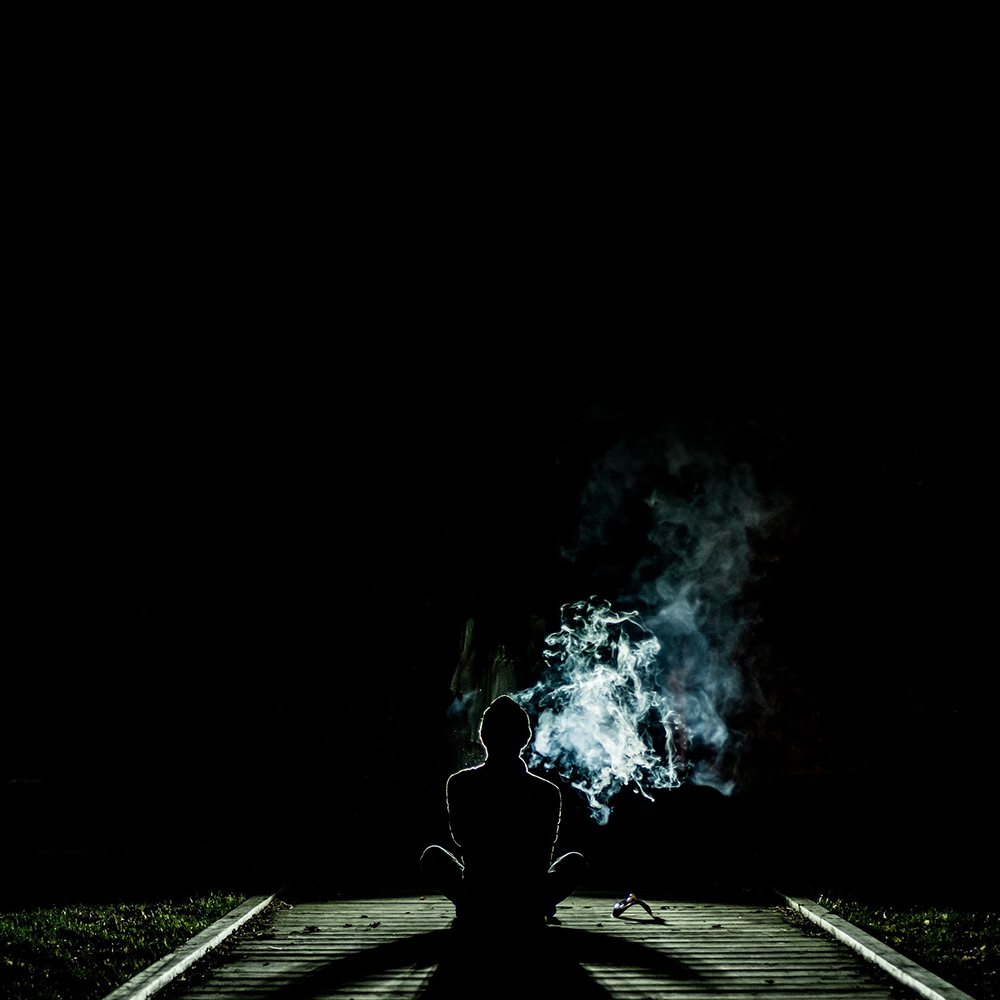 Black smoke Quotes
