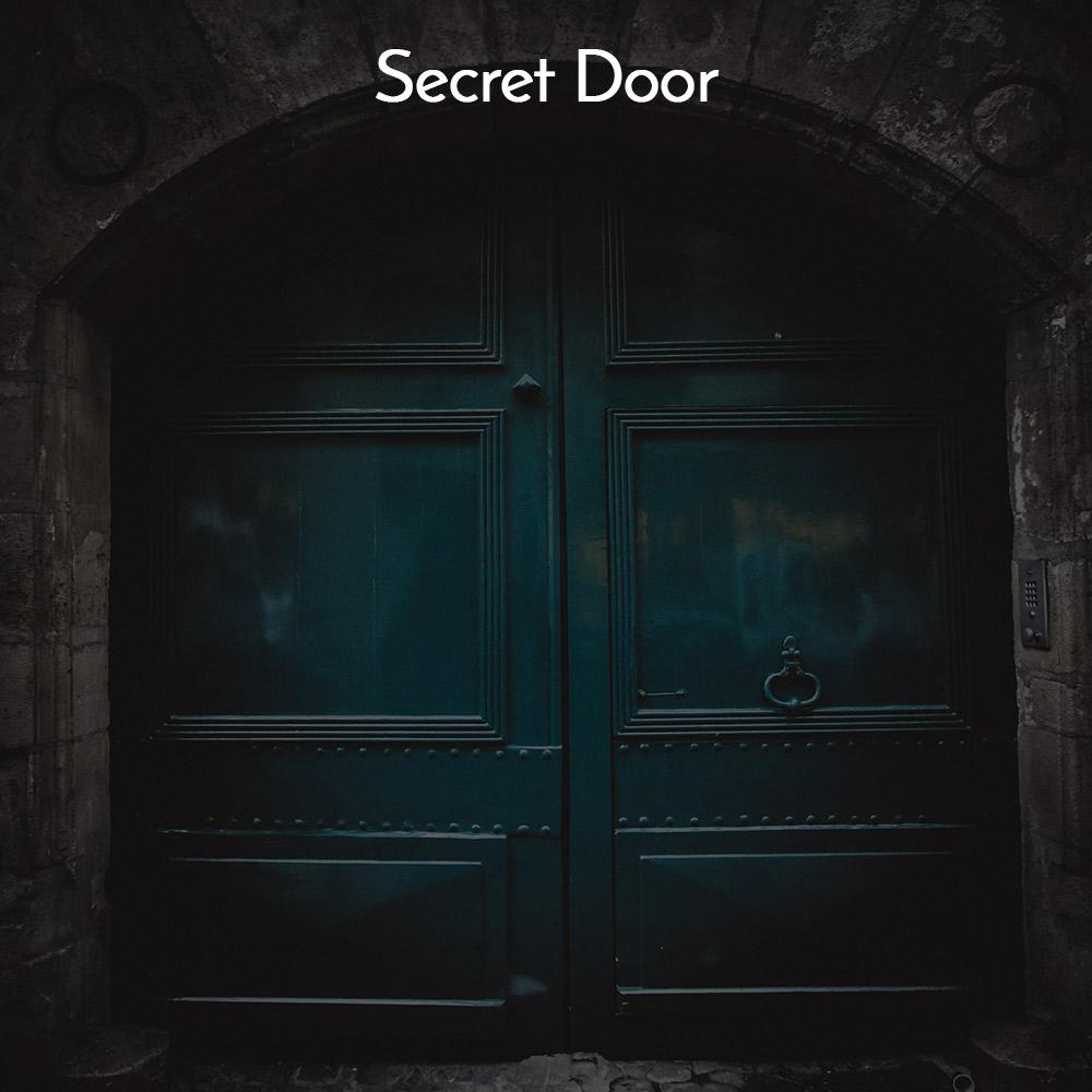 Secret door quotes