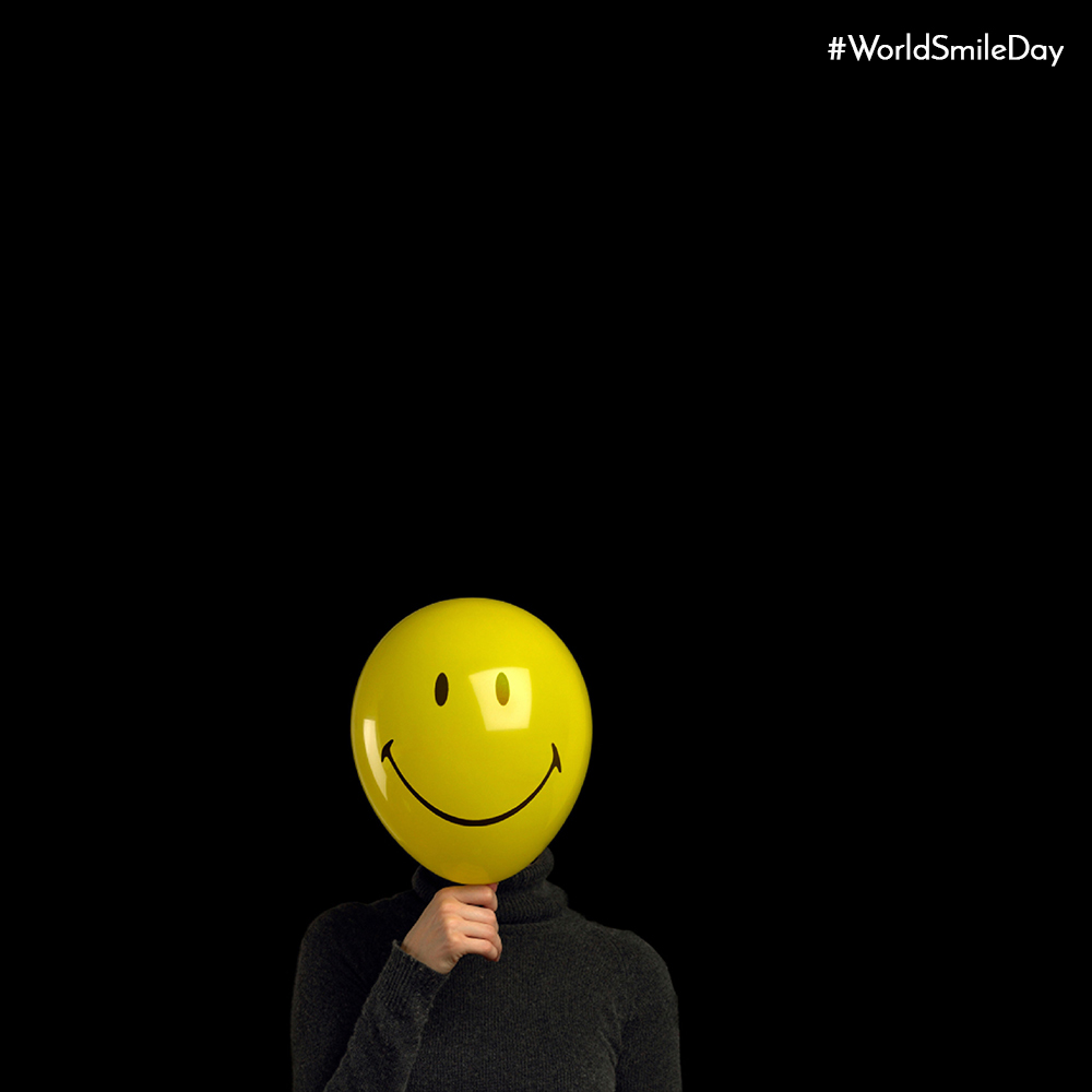 Smile day quotes
