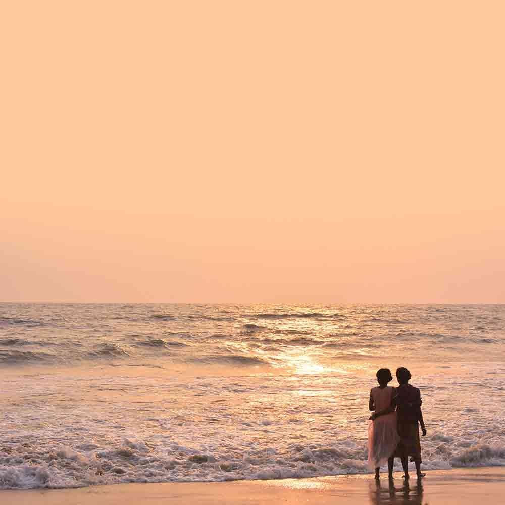 Beach shayari