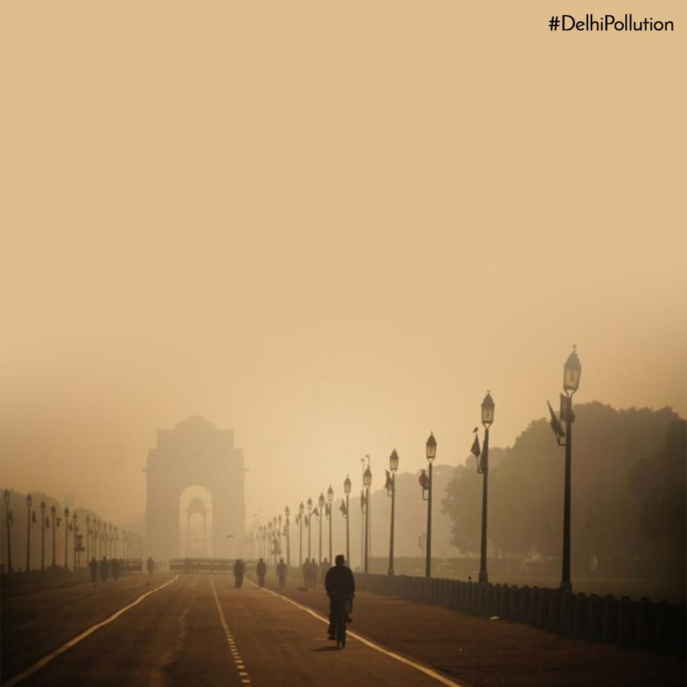 Delhi Air Pollution Quotes