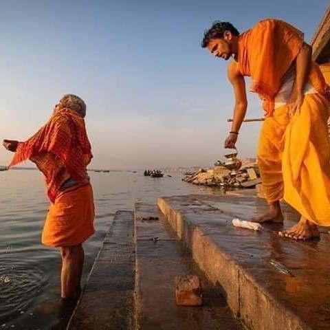 जन्म लिया  मैने बनारस में,