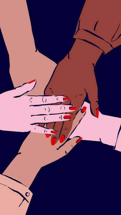 HAPPY WOMEN'S DAY  TO ALL NOJOTO FAMILY  CELEBRATE